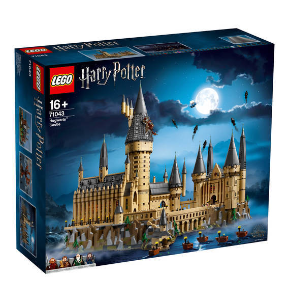 LEGO®, Harry Potter™, Schloss Hogwarts™ 71043