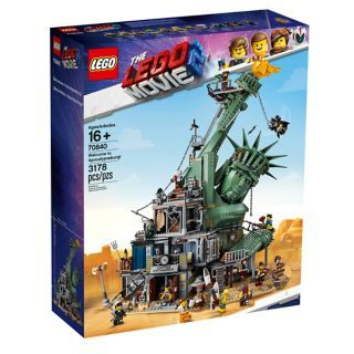 LEGO®, THE LEGO® MOVIE 2™, Willkommen in Apokalypstadt!, 70840