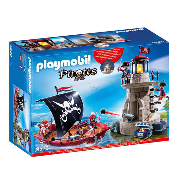 PLAYMOBIL®, Pirates , Piratenset 9522