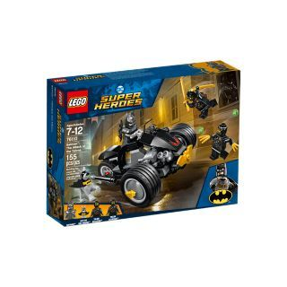 LEGO®, DC Super Heroes, Batman™: Attacke der Talons, 76110
