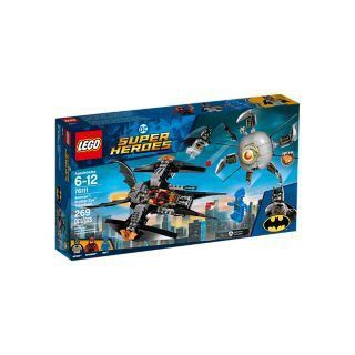 LEGO®, DC Super Heroes, Batman™: Brother Eye™ Gefangennahme, 76111
