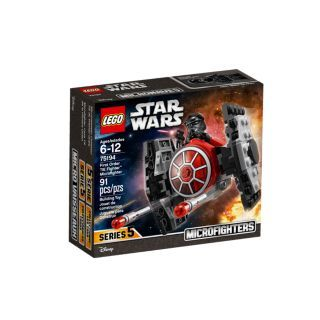 LEGO®, Star Wars™, First Order TIE Fighter™ Microfighter, 75194