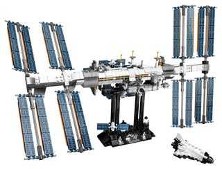 LEGO® 21321 Ideas Internationale Raumstation ISS