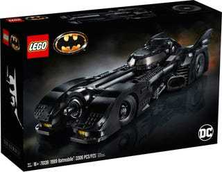 LEGO®, DC Super Heroes, 1989 Batmobile™, 76139