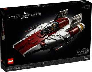LEGO®, Star Wars™, A-wing Starfighter™, 75275