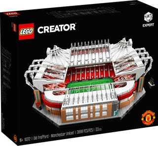 LEGO®, Creator Expert, Old Trafford - Manchester United 10272